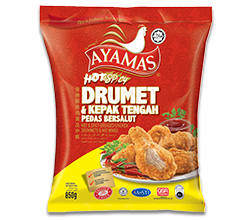 Hot & Spicy Drumet