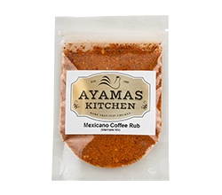 Mexican Coffee Spice Mix