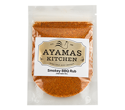 Smoky Spice Mix